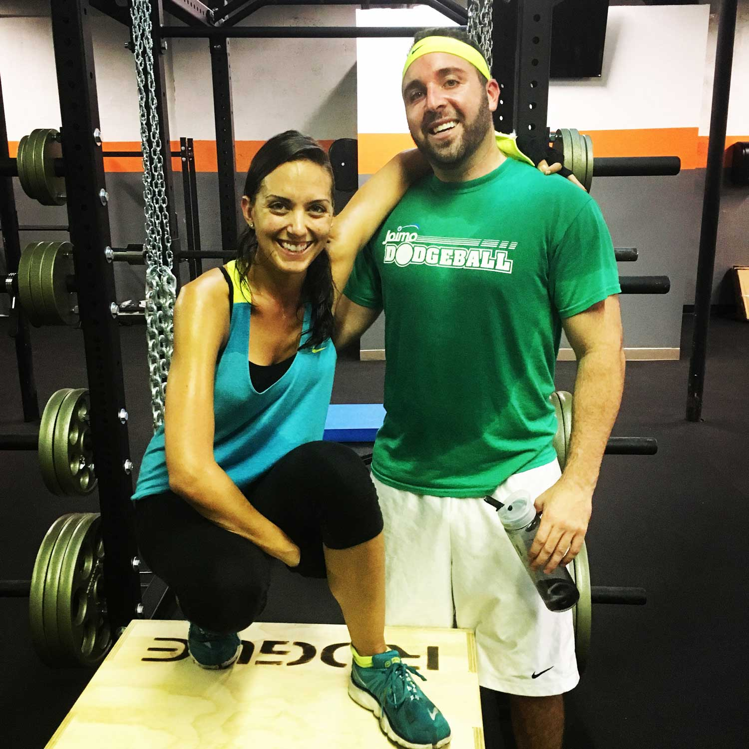 Brandt crossfit downtown fort worth -  Tbt To Last Night S Training Session At Spartan_sc With Two Of My Favorite People Steph0407 Steph Arbucci And Bshuler1012 Brandt Shuler They Powered